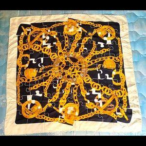 🌺 AUTHENTIC Celine silk scarf